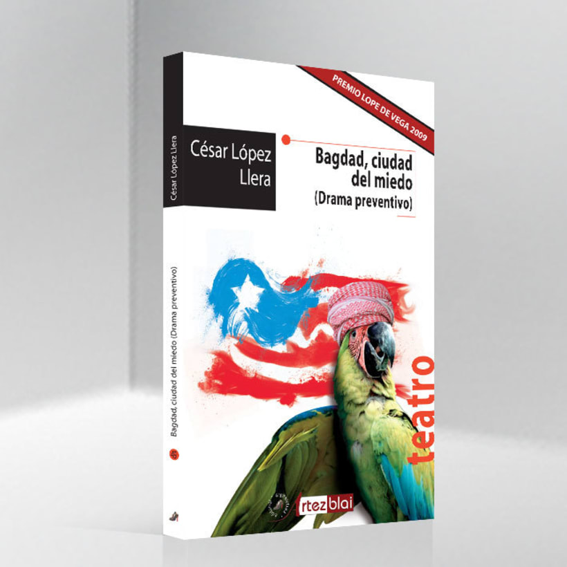 Libro 'Bagdad, ciudad del miedo' 0