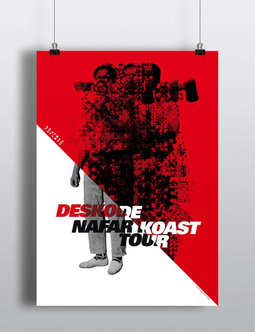 Deskode / Nafar Koast Tour 2
