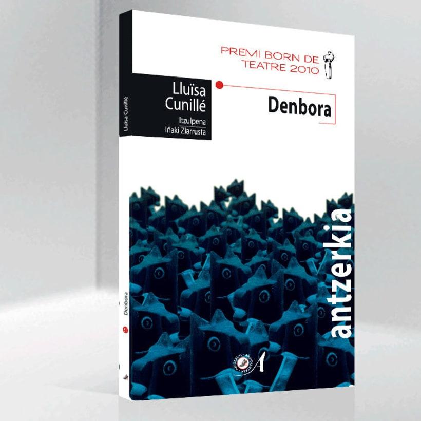 Libro 'Denbora' 0
