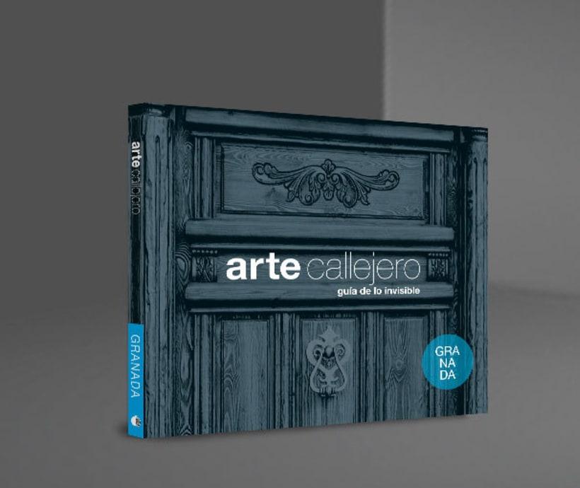 Libro 'Guía de Granada' 0