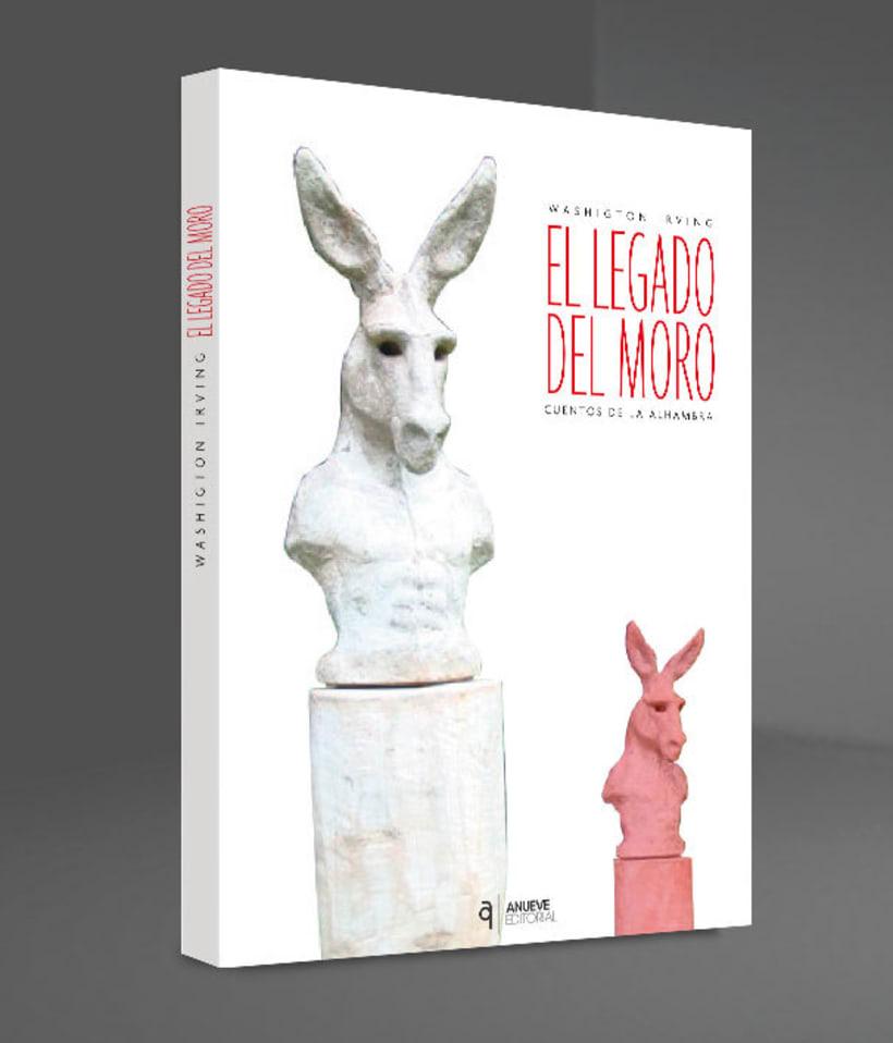Versión experimental libro 'Cuentos de la Alhambra' 0