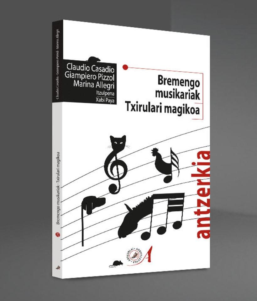 Libro 'Bremengo musikariak' 0