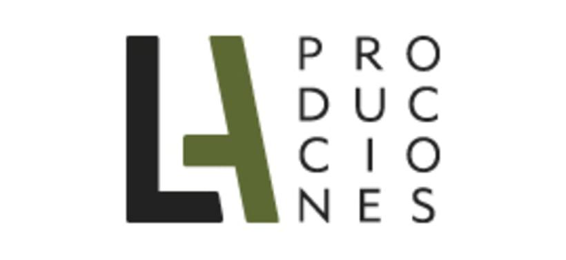 Logotipo 'Laurentzi Producciones' 0