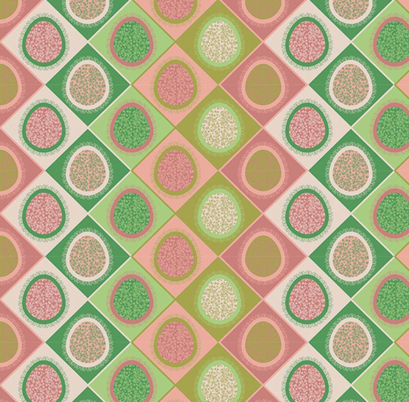 Patterns. Las Flores de Capa. Colección 1 3