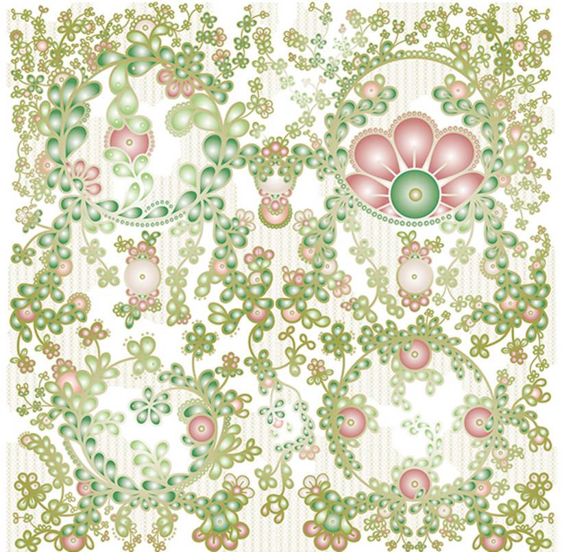 Patterns. Las Flores de Capa. Colección 1 1