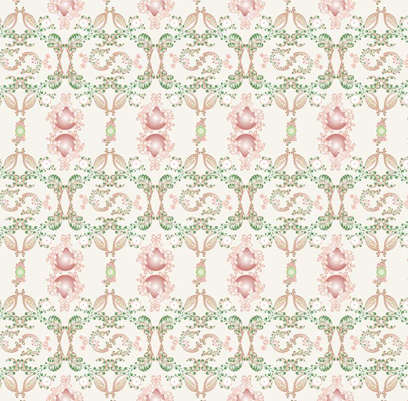 Patterns. Las Flores de Capa. Colección 1 4