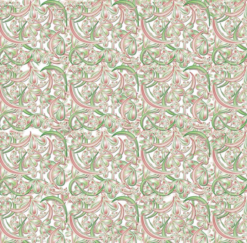 Patterns. Las Flores de Capa. Colección 1 5