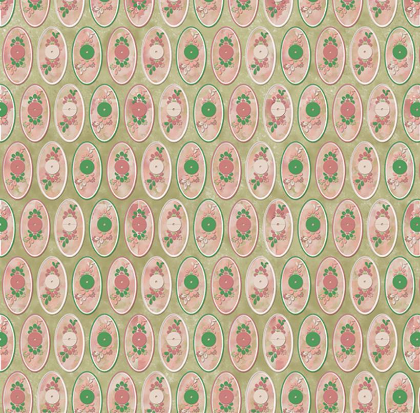 Patterns. Las Flores de Capa. Colección 1 7