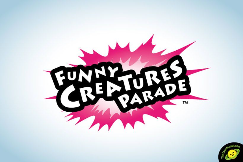 Funny Creatures Parade 2