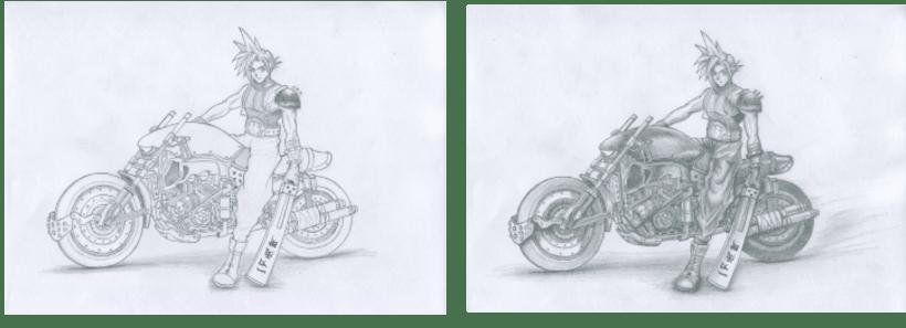 Ilustraciones hechas con técnicas tradicionales 7