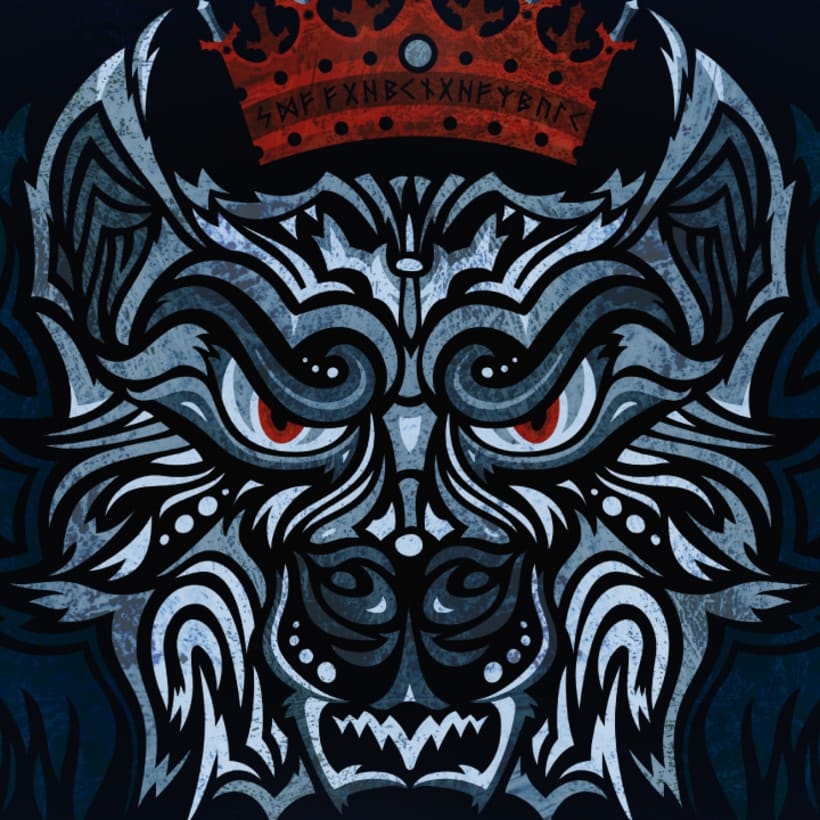 The Direwolf in The North 1