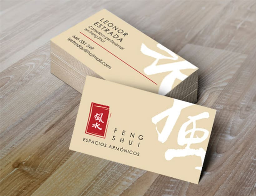 Tarjetas Feng Shui 0