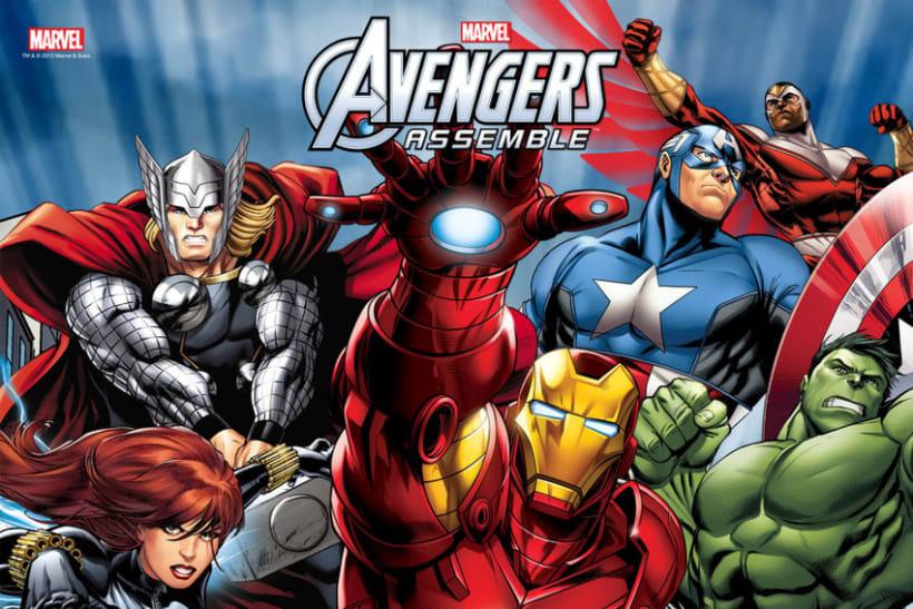 Diseño de artworks y packaging bajo licencias Disney y Marvel 6