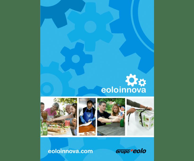 Diseño de catálogos de juguetes y cometas para Eolo-Sport 21