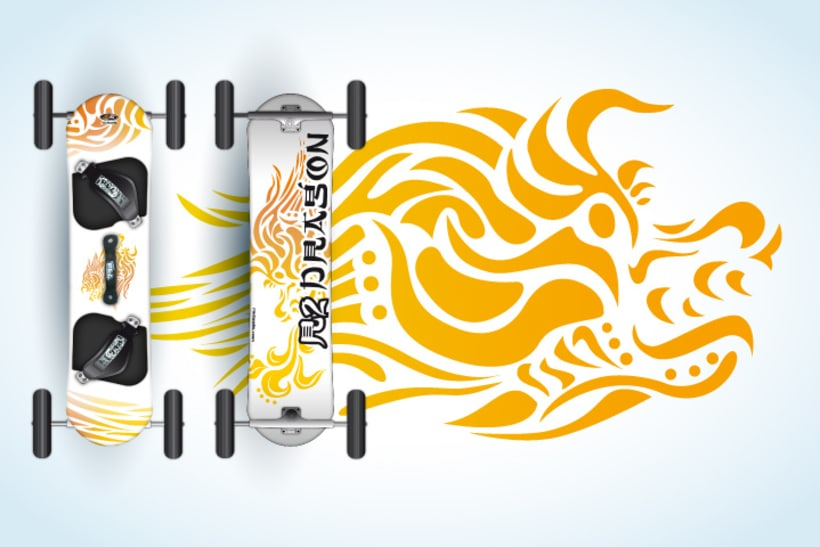 RKB Mountainboards 2