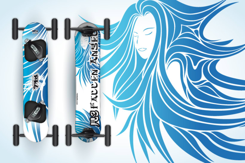 RKB Mountainboards 3
