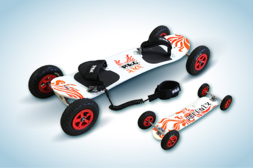 RKB Mountainboards 4