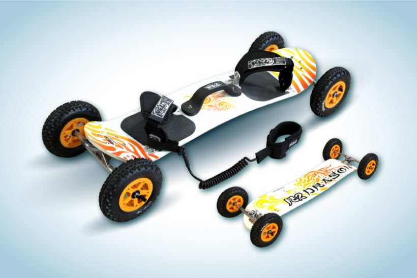 RKB Mountainboards 5