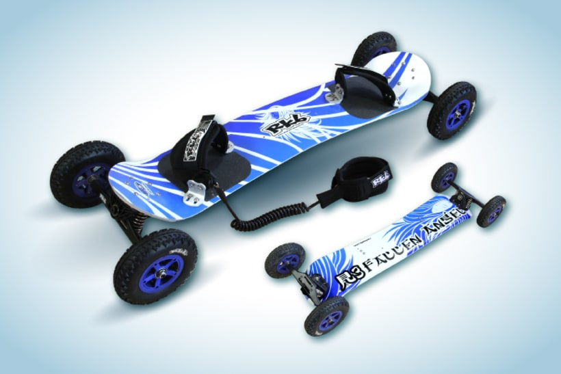 RKB Mountainboards 6