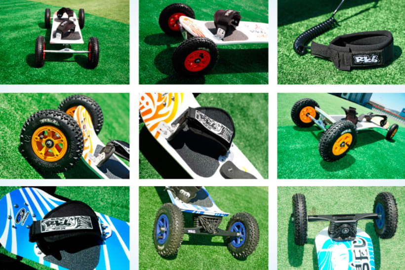 RKB Mountainboards 7