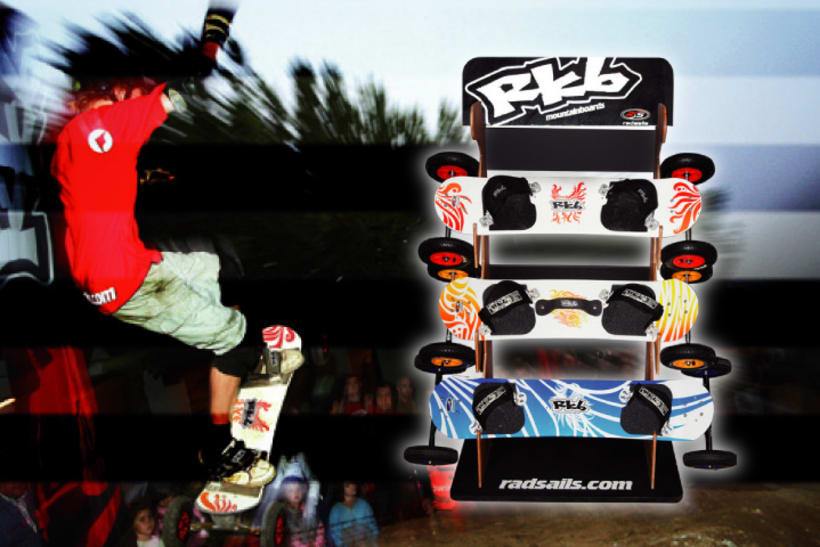RKB Mountainboards 8
