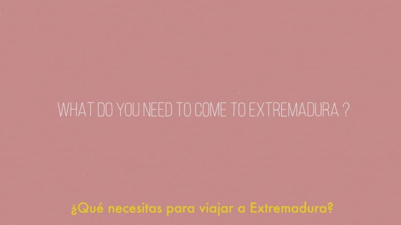 What do you need to come to Extremadura? Viajarextremadura.com 0