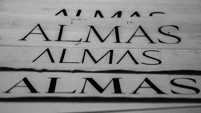 ALMAS 3