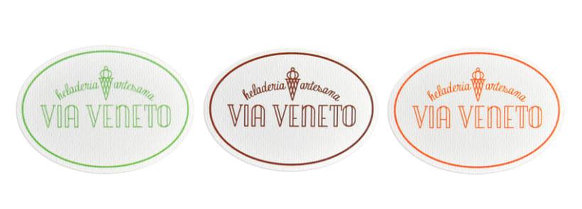 Heladería Via Veneto 2