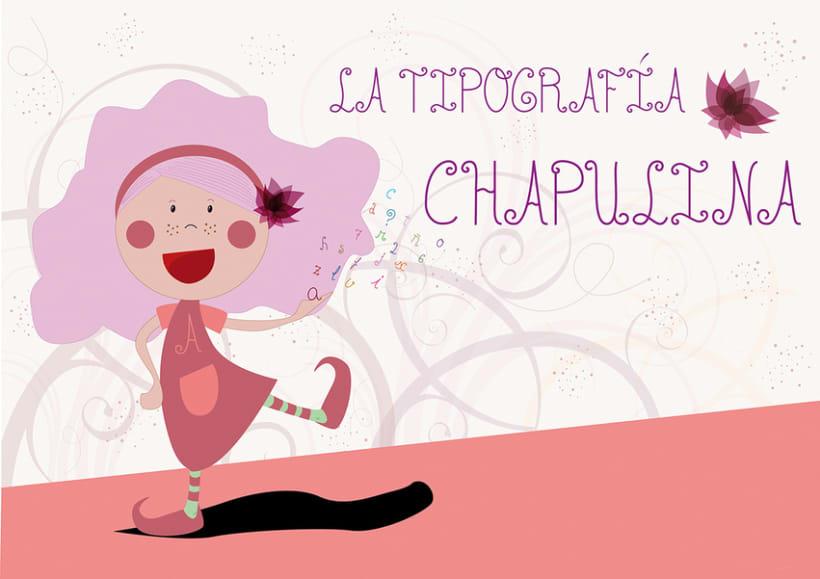 Tipografía Chapulina 5