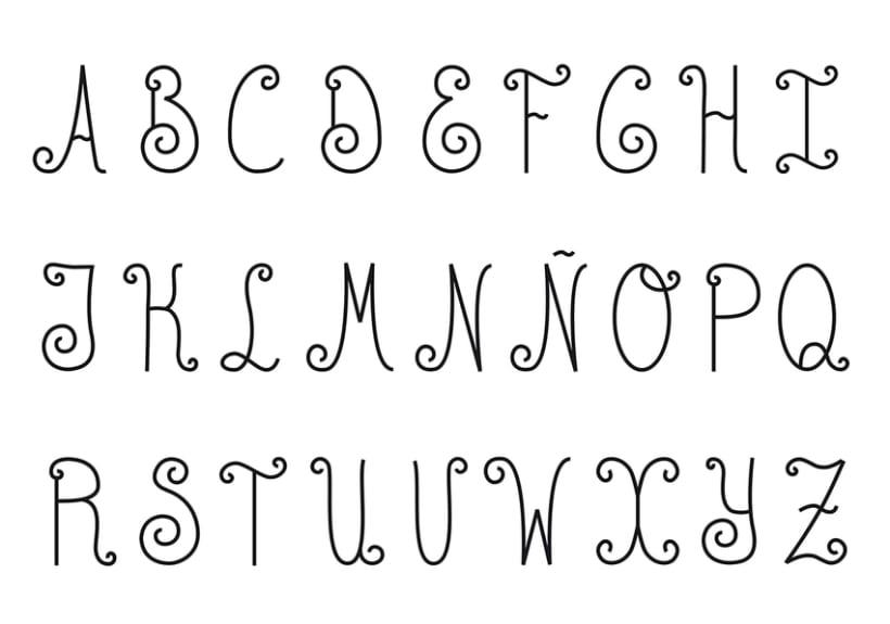 Tipografía Chapulina 6