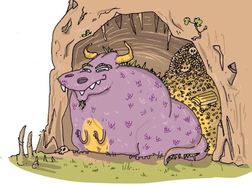 Mitología y animales fantásticos 6