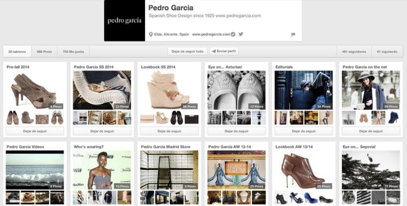Social Media Strategist at Pedro Garcia 4