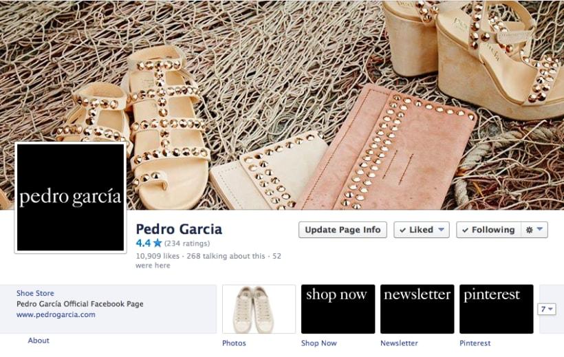 Social Media Strategist at Pedro Garcia 1