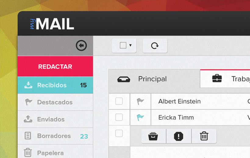 Mail App Concept -1