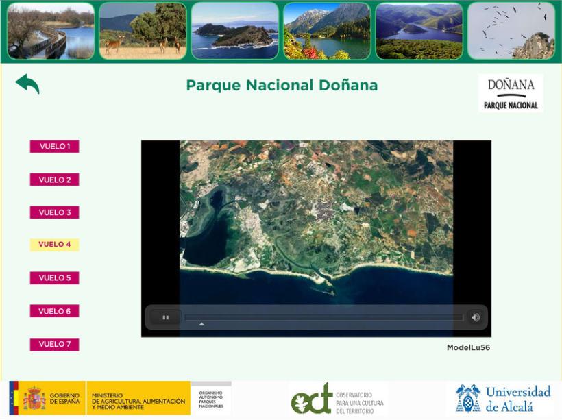 Proyecto DUSPAMAP. Diseño web y de logotipo 5