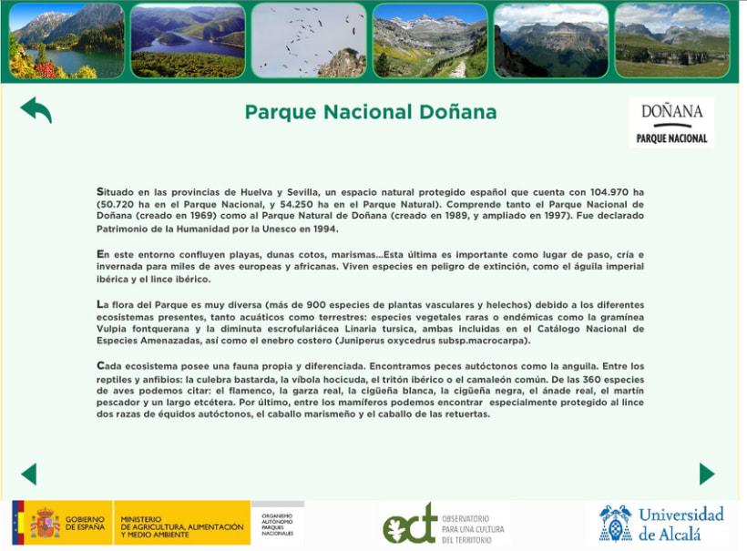 Proyecto DUSPAMAP. Diseño web y de logotipo 11