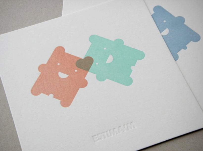 ESTIMA'M cards 1