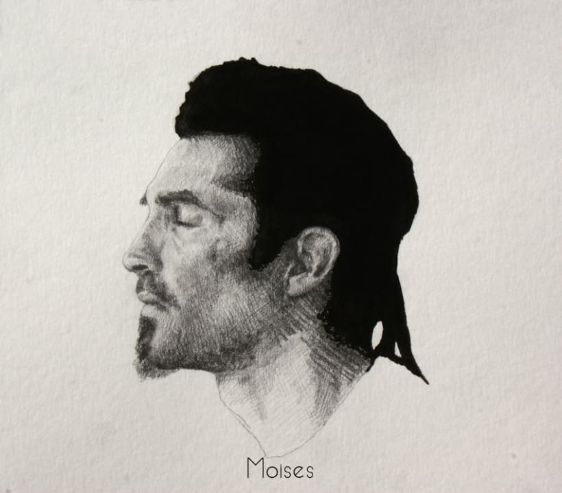 Dibujos de retrato 1