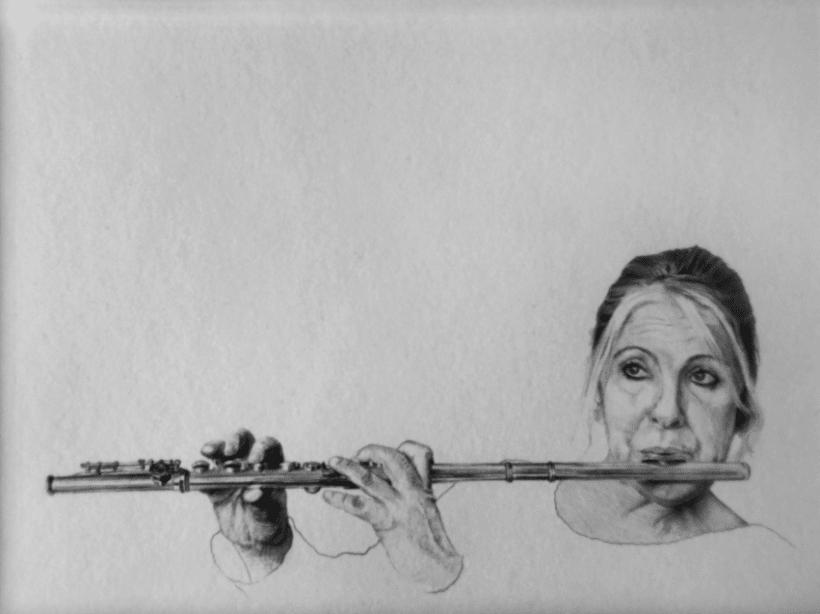 Dibujos de retrato 3