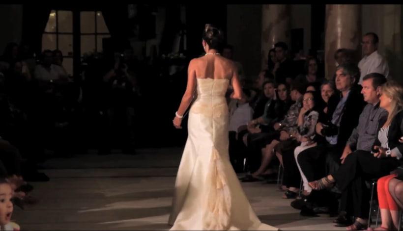 Desfile de Moda benéfico (Video recuerdo) 0
