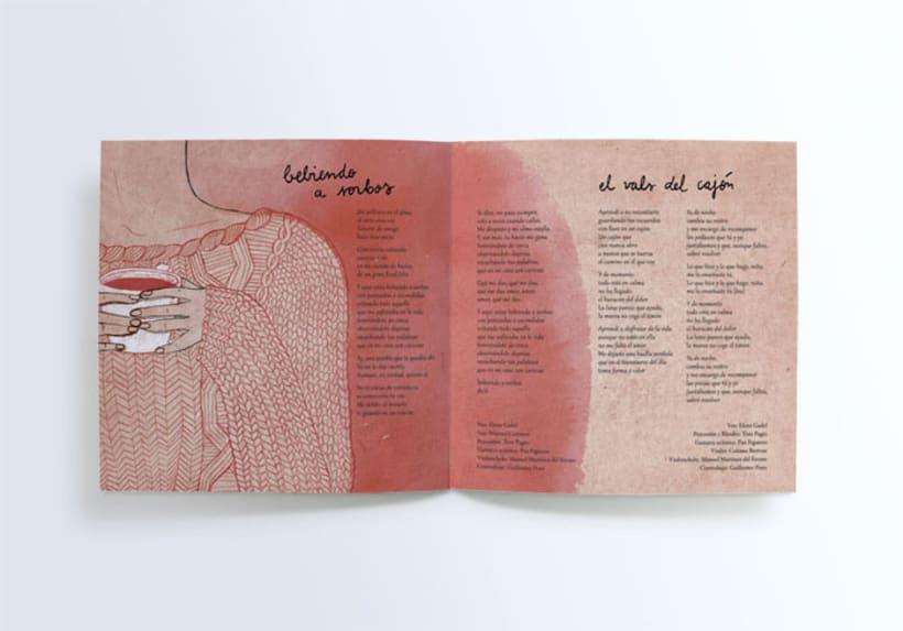 """""""Delicada"""" de Elena Gadel 4"""