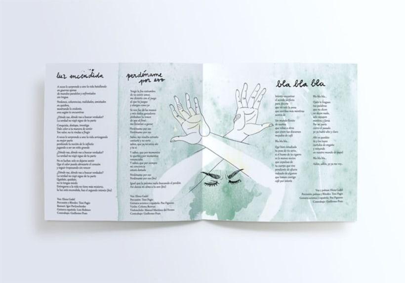 """""""Delicada"""" de Elena Gadel 6"""