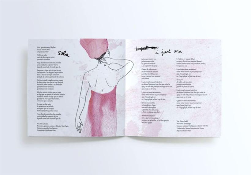"""""""Delicada"""" de Elena Gadel 7"""