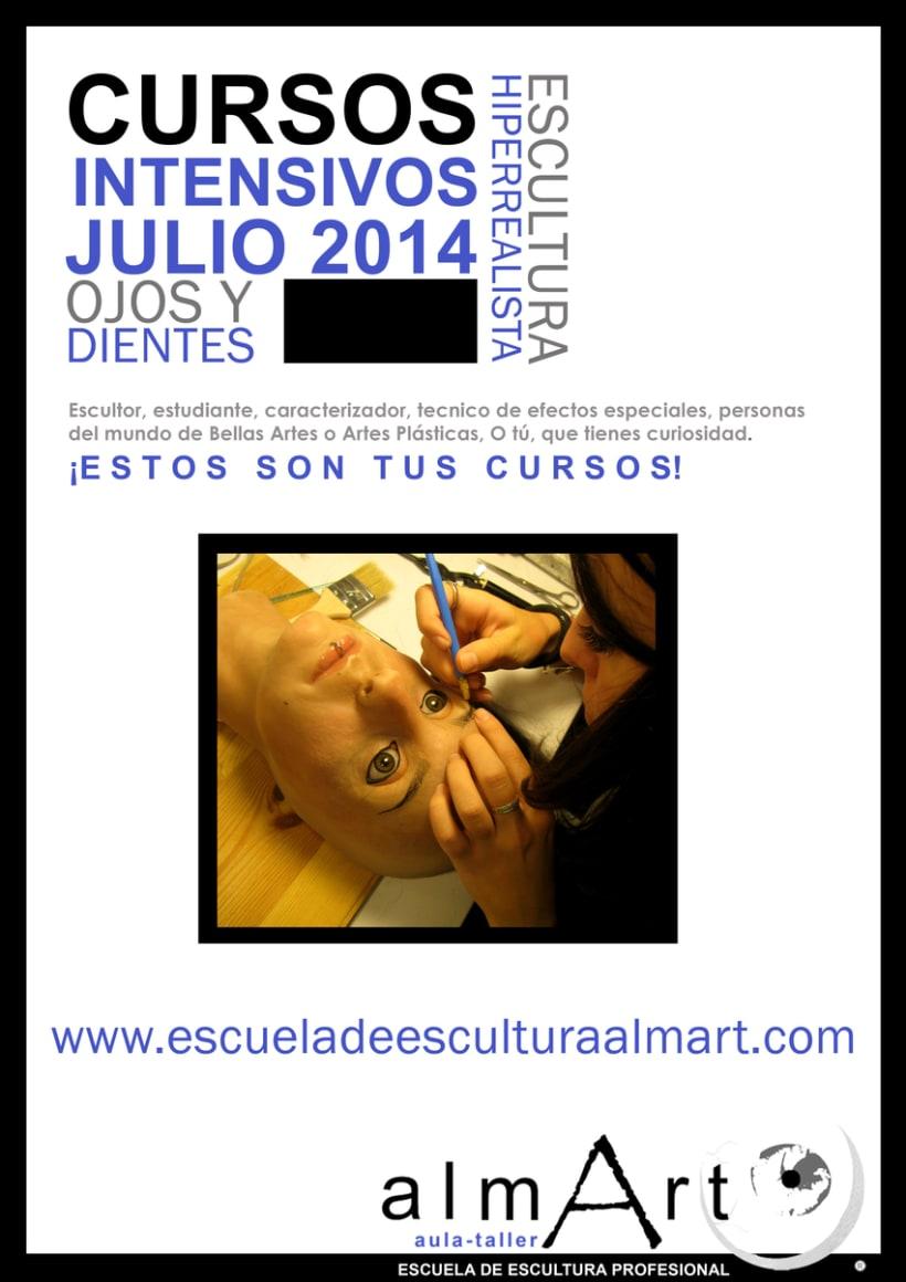 Cursos Intensivos Julio 2014 2