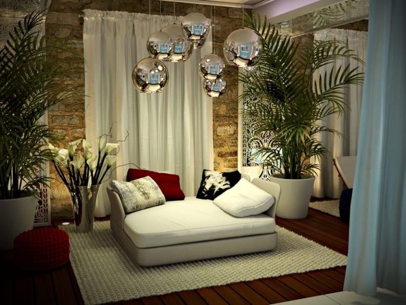 Dream Spa (3D Interior) -1
