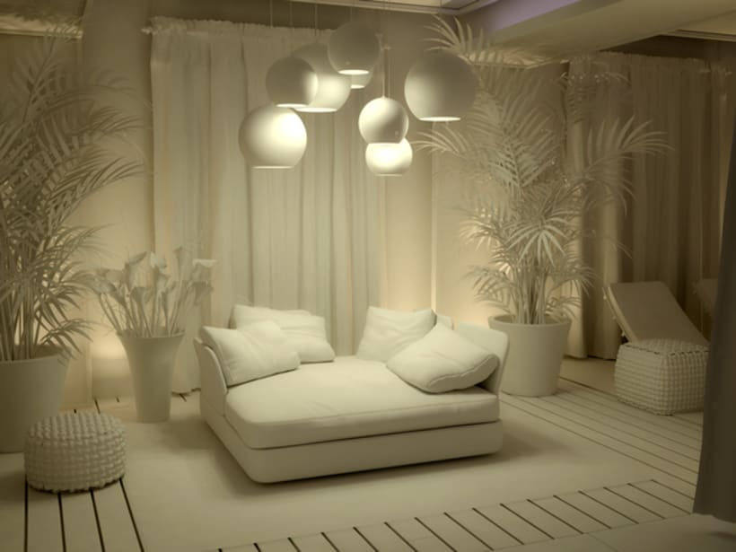 Dream Spa (3D Interior) 0