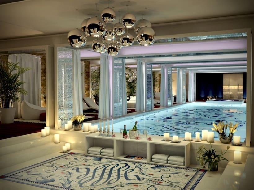 Dream Spa (3D Interior) 1