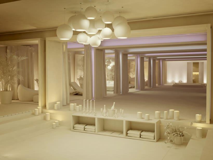 Dream Spa (3D Interior) 2