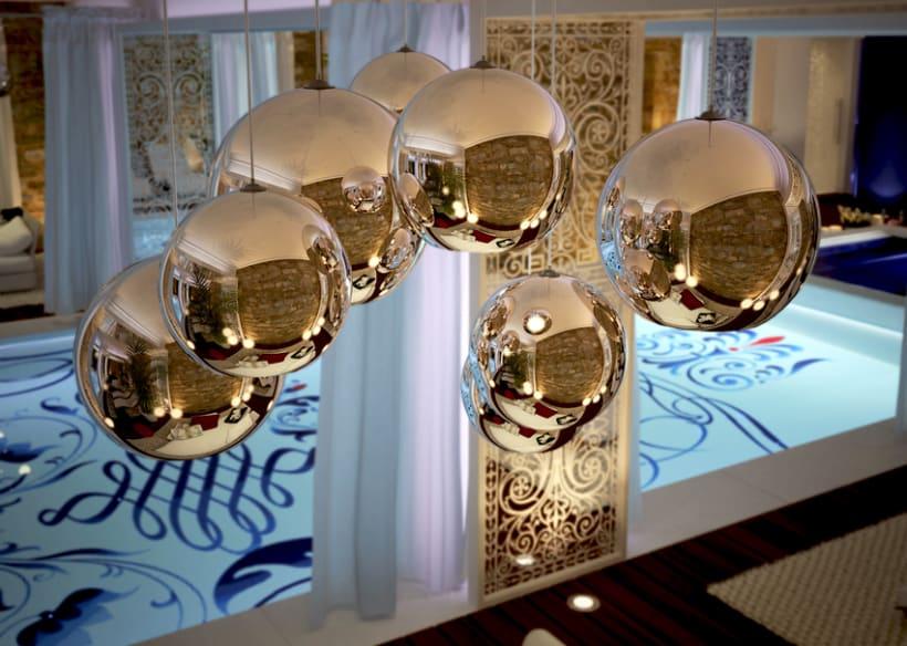 Dream Spa (3D Interior) 3