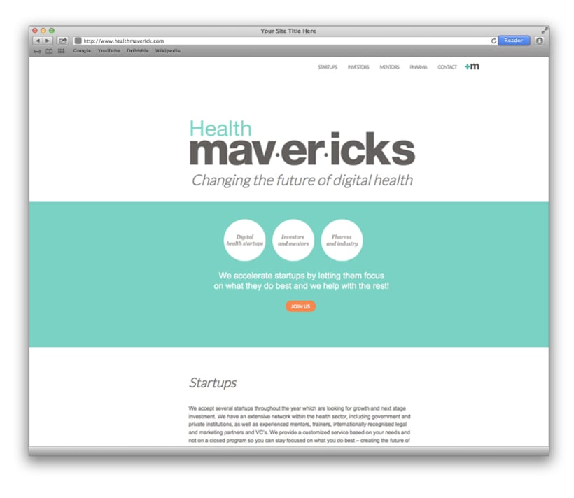 Health Mavericks 4